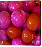 Gum Balls Acrylic Print