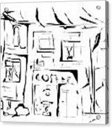 House 092 - Marucii Acrylic Print