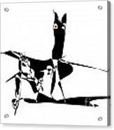 Horse 94 - Marucii Acrylic Print