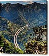 H-3 From The Aiea Loop Trail Acrylic Print
