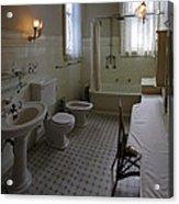 Haas Lilienthal House Victorian Bath - San Francisco Acrylic Print