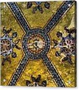 Hagia Sophia Ceiling Acrylic Print