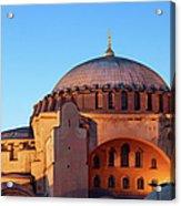 Hagia Sophia In Istanbul Acrylic Print