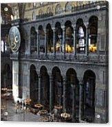 Hagia Sophia Interiour I Acrylic Print