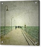Halcyon Days Acrylic Print