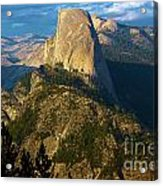 Half Dome From Washburn Point Acrylic Print