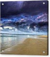 Halifax Sunset Acrylic Print