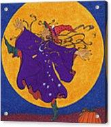 Halloween Dance Acrylic Print