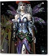 Halloween Fantasy Acrylic Print