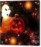 Halloween Magic Acrylic Print