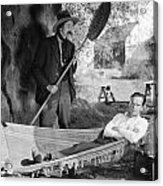Hammock, 1925 Acrylic Print