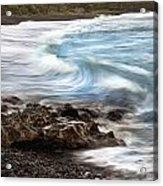 Hana Wave Acrylic Print