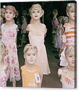 Hanoi Mannequins Acrylic Print