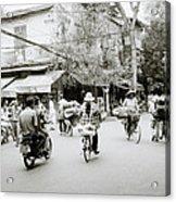 Hanoi Acrylic Print