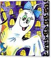 Happy Halloween - 2 Acrylic Print