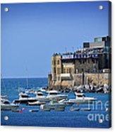 Harbor - North Coast Of Spain Acrylic Print