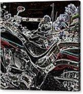 Harley Davidson Style 3 Acrylic Print