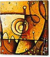 Harmonious Spectrum 2 Acrylic Print