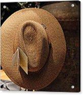 Hat For Sale - Sooc Acrylic Print