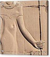Hathor Acrylic Print by Emma Manners