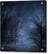 Haunted Place Acrylic Print