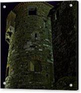 Haunted Tower Acrylic Print