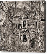 Haunting In Delmarva Acrylic Print by JC Findley