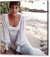 Hawaii, Julie Andrews, 1966 Acrylic Print by Everett