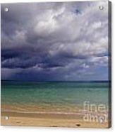 Hawaiian Storm Acrylic Print