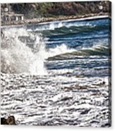 hd 385 hdr - Splash 1 Acrylic Print