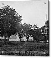Headquarters - Army Of The Potomac - Fairfax Courthouse Virginia 1863 Acrylic Print