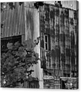 Hearns Feed Mill Acrylic Print