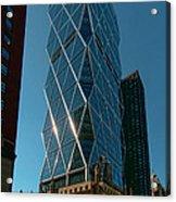 Hearst Building Acrylic Print
