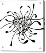Heart 2 Acrylic Print