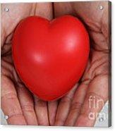 Heart Disease Prevention Acrylic Print