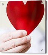 Heart Health Acrylic Print