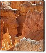 Heart Of The Hoodoos Acrylic Print