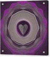 Heart Wheel Acrylic Print