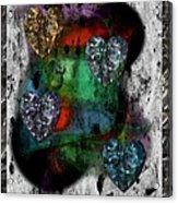 Heartistry Seven Acrylic Print