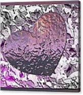 Heartistry Two Acrylic Print