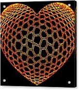 Heartline 9 Acrylic Print