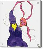 Heart's Delight Acrylic Print