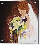 Heather's Special Day Acrylic Print