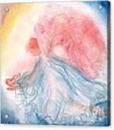 Heavenly Love Acrylic Print
