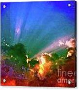 Heaven's Jewels Acrylic Print