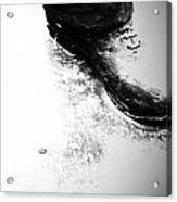Heavy Foot Acrylic Print