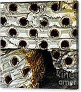 Heavy Metal Acrylic Print