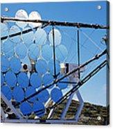 Hegra Gamma Ray Telescope Acrylic Print