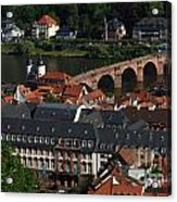 Heidelberg Germany Acrylic Print