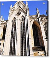 Heinz Chapel Acrylic Print by Thomas R Fletcher